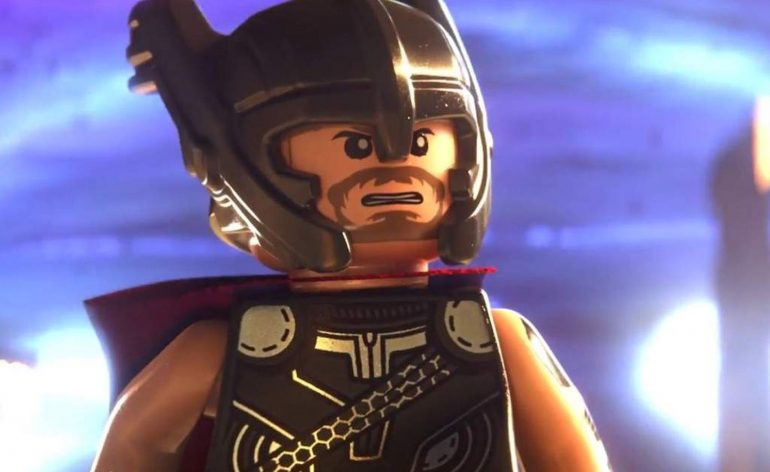 Lego Marvel Super Heroes 2 Thor