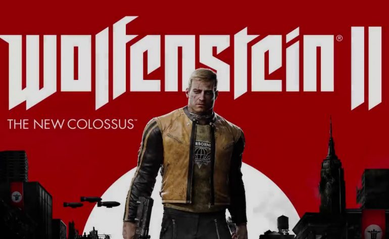Test : Wolfenstein 2 The New Colossus