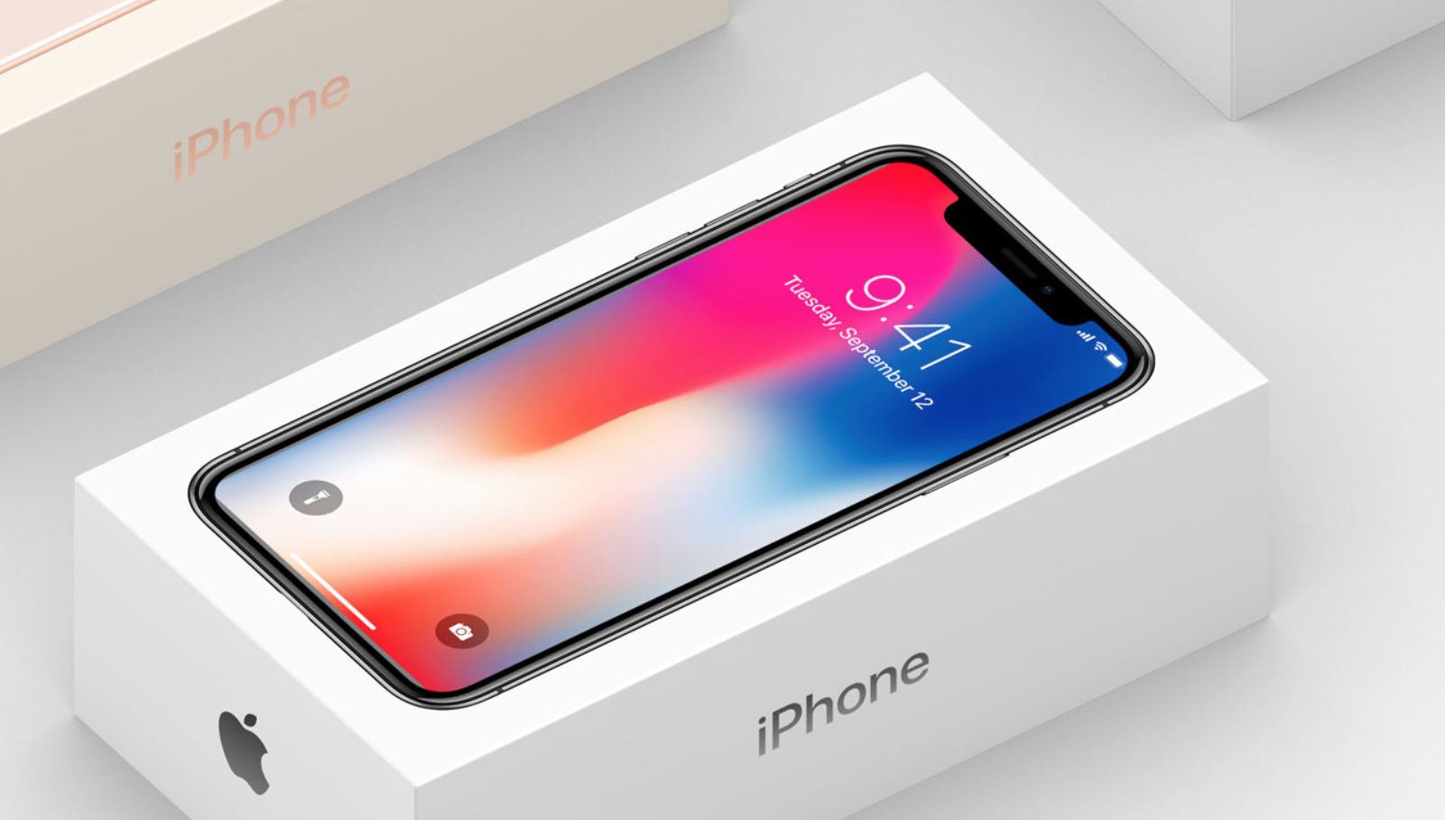 iPhone X : Unboxing et avis à chaud