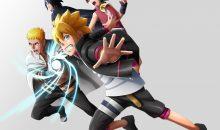 Naruto fait le show sur smartphone