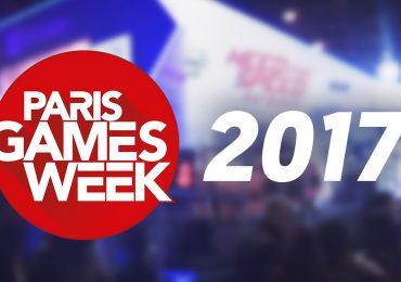 La Paris Games Week 2017 en vidéo