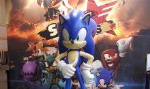 Le nouveau Sonic the Hedgehog sur les rails !