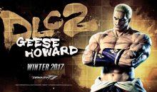 Geese Howard de KOF débarque dans Tekken 7