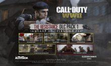 Le DLC de Call of Duty WW2  présente 3 nouvelles maps et le Zombie Mode