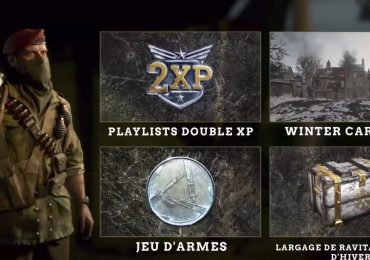 Call of Duty WWII Siège d'hiver