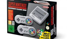 [Stock] La Super Nintendo Mini à nouveau au catalogue d'Amazon