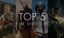 Top 5 2017 : les meilleurs jeux vidéo PC