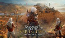 Demandez le programme pour Assassin's Creed Origins !