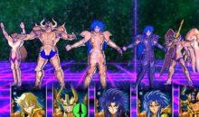 Déjà plus de 3 millions pour Saint Seiya Cosmo Fantasy