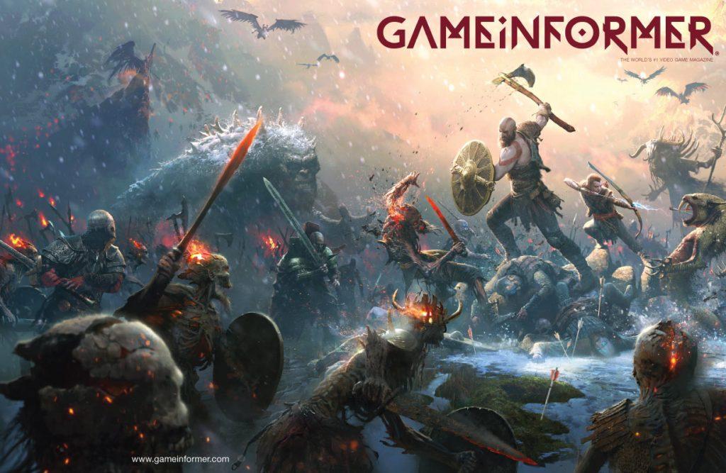 Des éléments du gameplay bientôt dévoilés — God of War