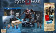 God of War, une ravageuse édition collector sort de l'ombre