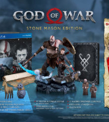 God of War : une ravageuse édition collector sort de l'ombre