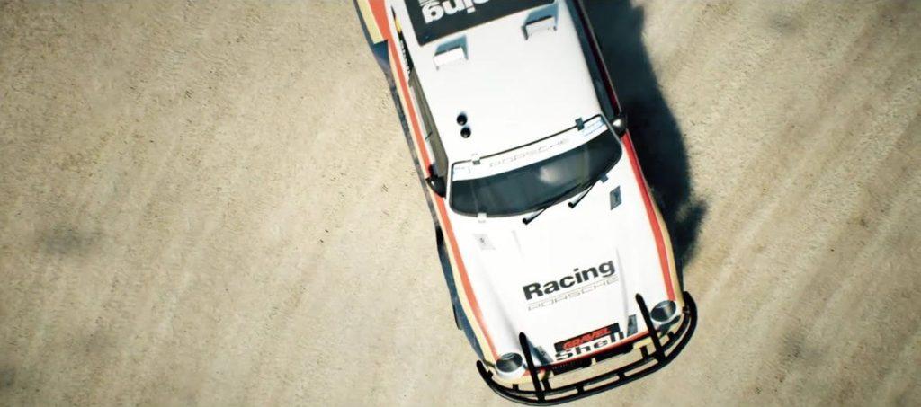 Gravel Porsche precommande