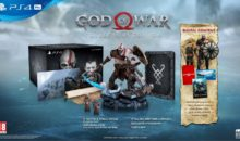 L'édition collector de God of War en précommande en France !