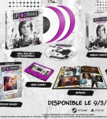 Life is Strange: Before the Storm, une version physique en mars !