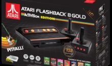 Rétro : Localisation et réservations pour l' Atari 2600 Flashback 8 Gold