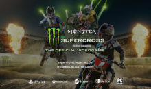 Monster Energy Supercross, un éditeur de circuits dans le jeu !