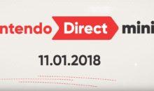 Nintendo Direct mini : ce qu'il faut en retenir