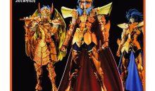 Saint Seiya : la Myth Cloth EX de Poseidon annoncée et datée [Figurines]