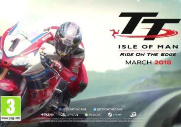 TT Isle of Man date de sortie