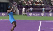 Tennis World Tour dévoile une vidéo de Motion Capture