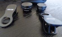 Test du kit de lentilles Olixar, faites évoluer vos photos sur smartphones !