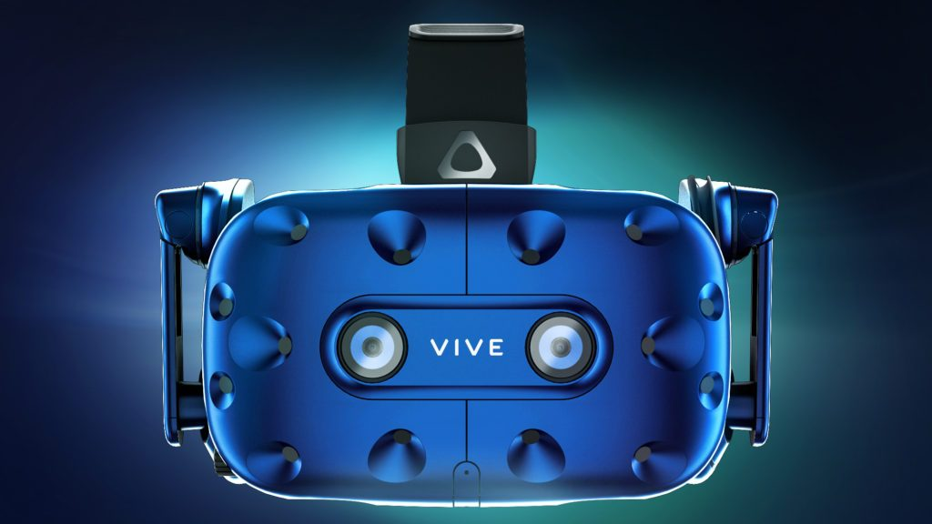 CES2018 : HTC présente le VIVE Pro