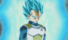 Vegeta SS Blue prend vie dans le fantasmagorique Fighter Z !