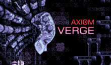 Test en cours pour Axiom Verge (Switch)