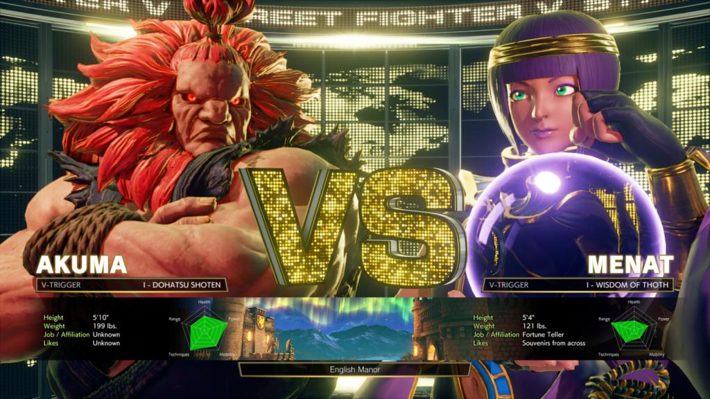 Street Fighter V Arcade Edition : la version finale du jeu
