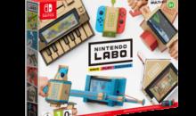 Nintendo Labo : déjà une forte baisse de prix, un mauvais signe ?