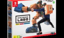 Après avoir ciblé les gamers, la Switch vise les enfants, avec Nintendo Labo