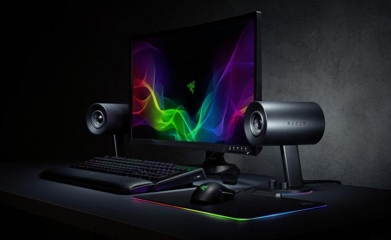 Razer lance Nommo, des enceintes pour PC