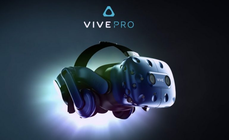 CES2018 : Le HTC Vive Pro est là !
