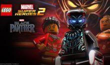 Black Panther sort les griffes dans Lego Marvel Super Heroes 2