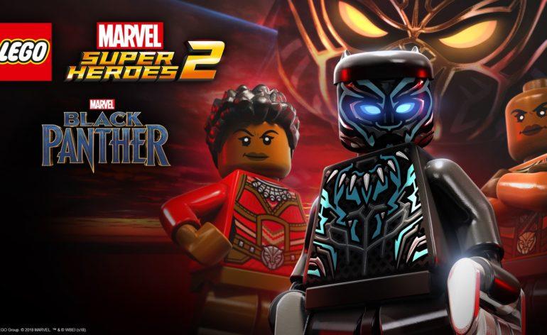 Black panther sort les griffes dans lego marvel super - Jeux de lego marvel gratuit ...