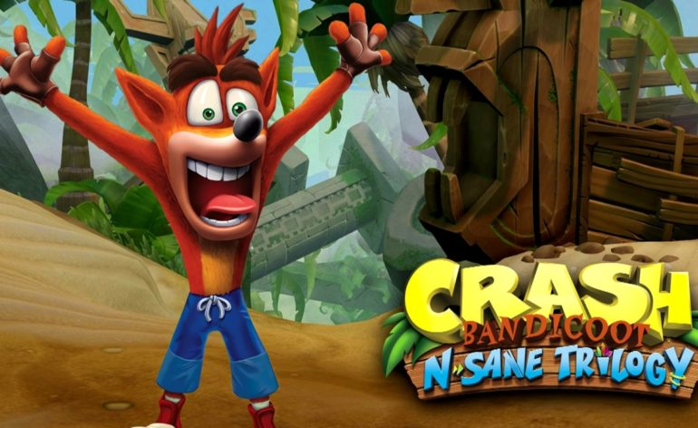 Crash Bandicoot, entre suites et portage Switch