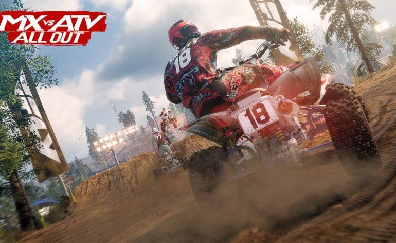 MX vs ATV All Out date de sortie et précommandes ouvertes