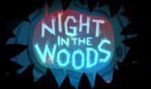Test de Night in the Woods sur Switch : petit bijou indé