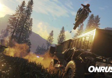 ONRUSH, une mini-vidéo du jeu dévoilée