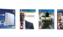 PS4 Pro : économisez 115 euros sur un pack avec 3 jeux !