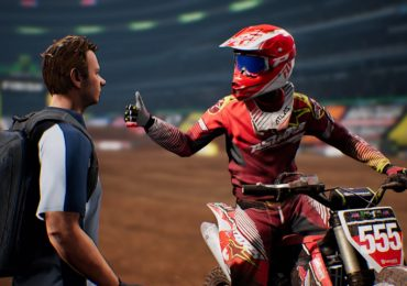 Test Monter Energy Supercross Switch PS4