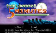 Test de The Longest Five Minutes sur Switch