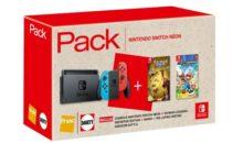 Un inédit pack Switch avec Mario et les Lapins et Rayman à tarif promo
