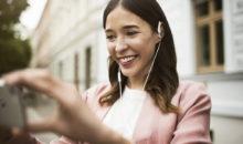 iPhone : les écouteurs AMBEO SMART HEADSET Sennheiser de sortie