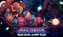 Atomik : RunGunJumpGun débarque sur Nintendo Switch