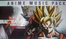 Xenoverse 2 et FighterZ accueillent les musiques de l'anime !