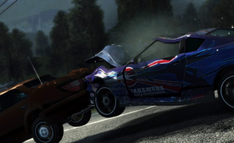 Burnout Paradise Remastered, le test plein de jolis crashs