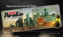 Switch : Burnout Paradise Remastered balance du 60FPS