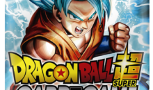 Dragon Ball joue cartes sur table